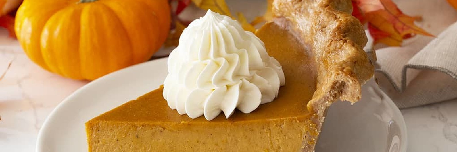 Pumpkin Pie: uma fatia de história americana