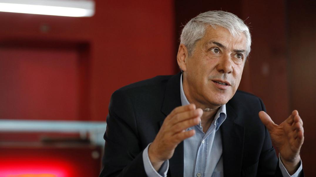 """Sócrates em entrevista à VISÃO: """"O programa da direita é a Operação Marquês"""""""