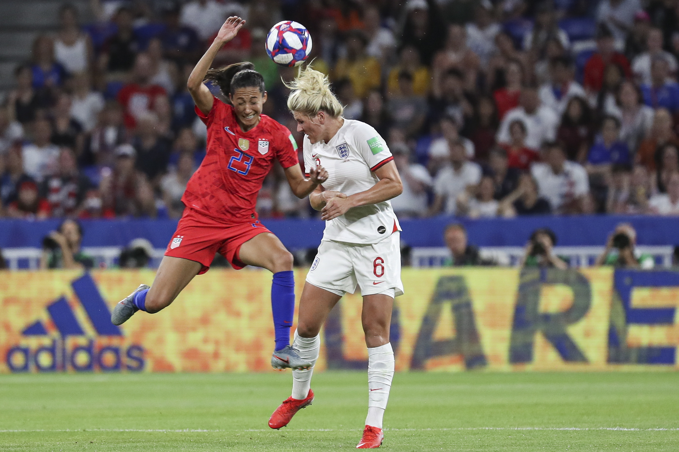 Quatro candidaturas para organizar o Mundial feminino de futebol em 2023