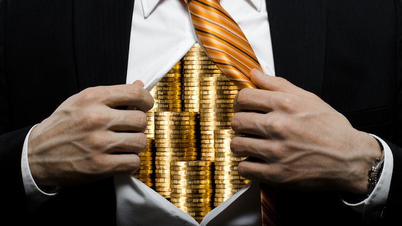 Bilionários têm tanta riqueza como 60% da população