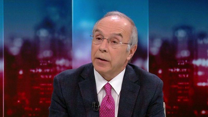"""""""Centeno não vai fazer fretes nem favores ao Governo no Banco de Portugal"""", diz Marques Mendes"""