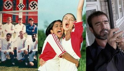 """De """"Fuga para a Vitória"""" a """"Joga como Beckham"""": 35 filmes que foram à bola com o futebol"""