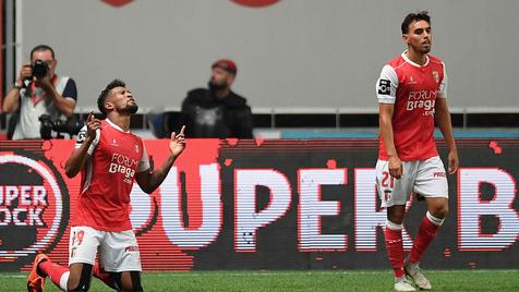 O resumo da quinta jornada: Benfica e SC Braga são líderes