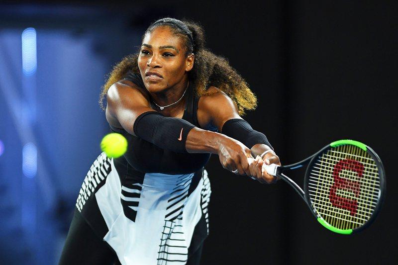 Serena garante que voltará depois da gravidez