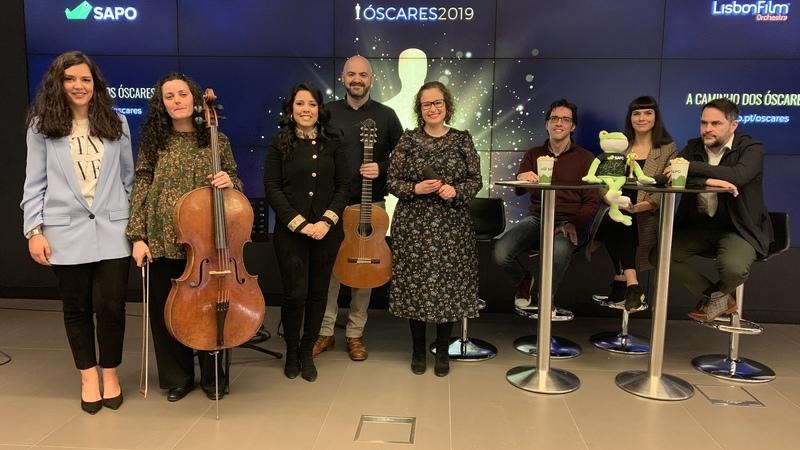 Óscares: as previsões para a cerimónia, com banda sonora da Lisbon Film Orchestra