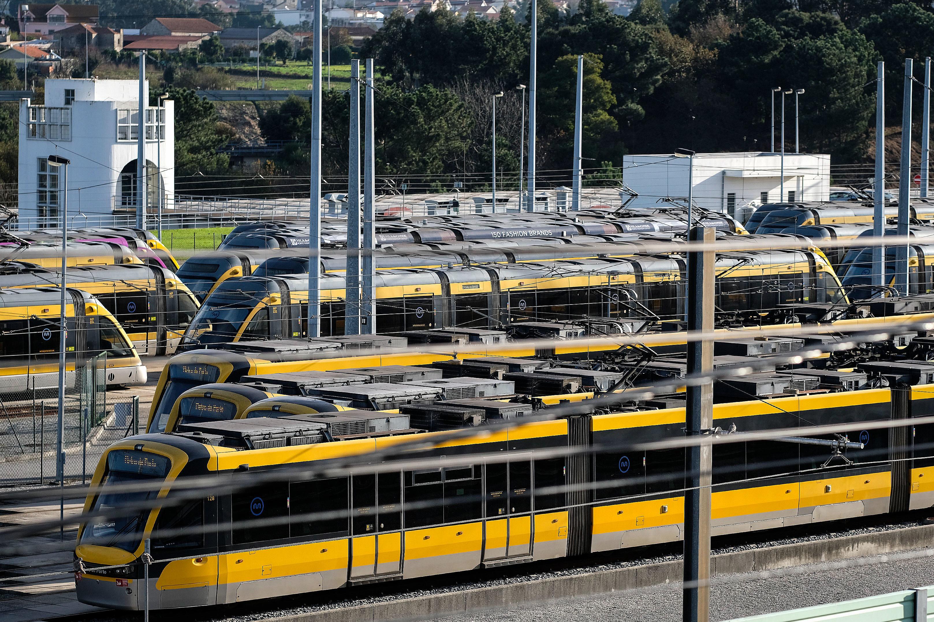 Empresa chinesa escolhida para 18 novas composições da Metro do Porto por 49,6 ME