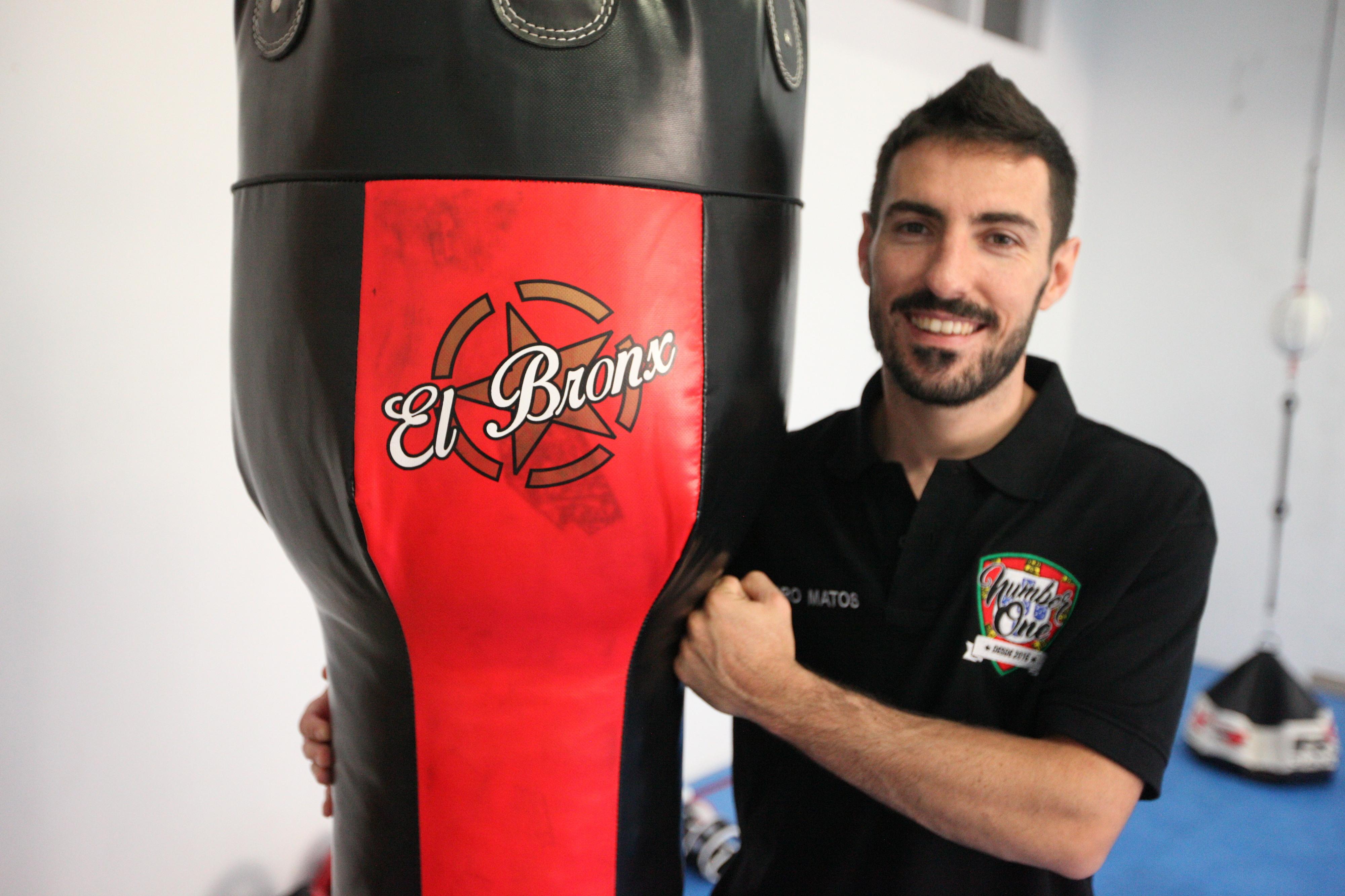 Pedro Matos está confiante para a disputa do título europeu WBO de boxe