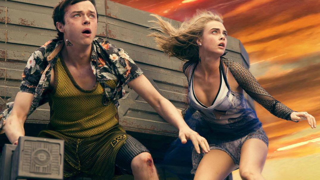 """Valerian"": Novas imagens exclusivas dos mil mundos de Luc Besson"