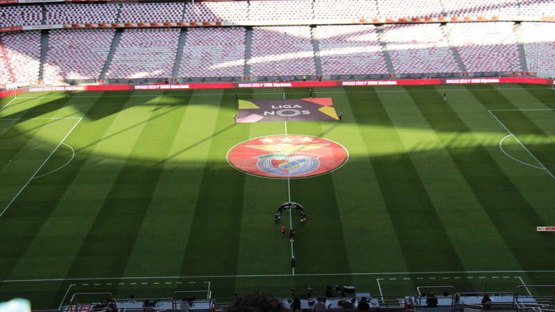 Benfica 0-0 Tondela: Benfica domina, mas nulo persiste