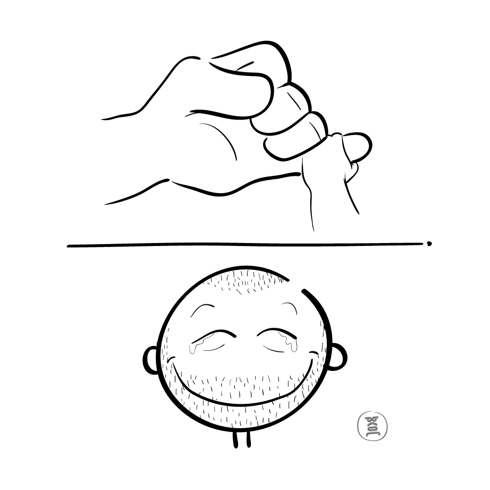 a melhor sensação do mundo