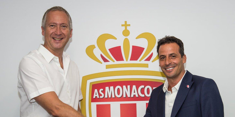 Ludovic Giuly é o novo embaixador do Mónaco de Leonardo Jardim para esta época