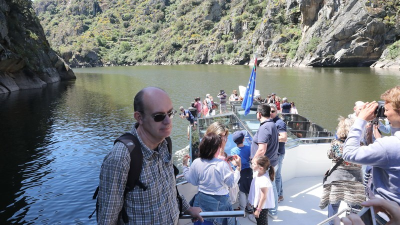 Duero/Douro, o rio que apaga fronteiras no sul da Europa
