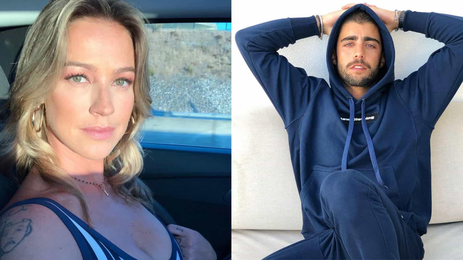 Luana Piovani terá atirado roupa do 'ex' para a rua após saber de namoro