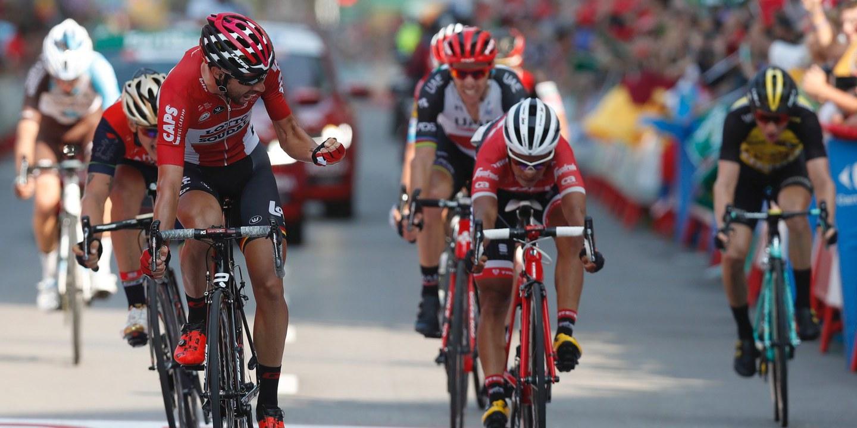 Thomas de Gendt vence terceira etapa da Volta a Catalunha e veste amarela