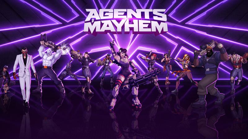 Alguém chamou os Agents (of Mayhem)?