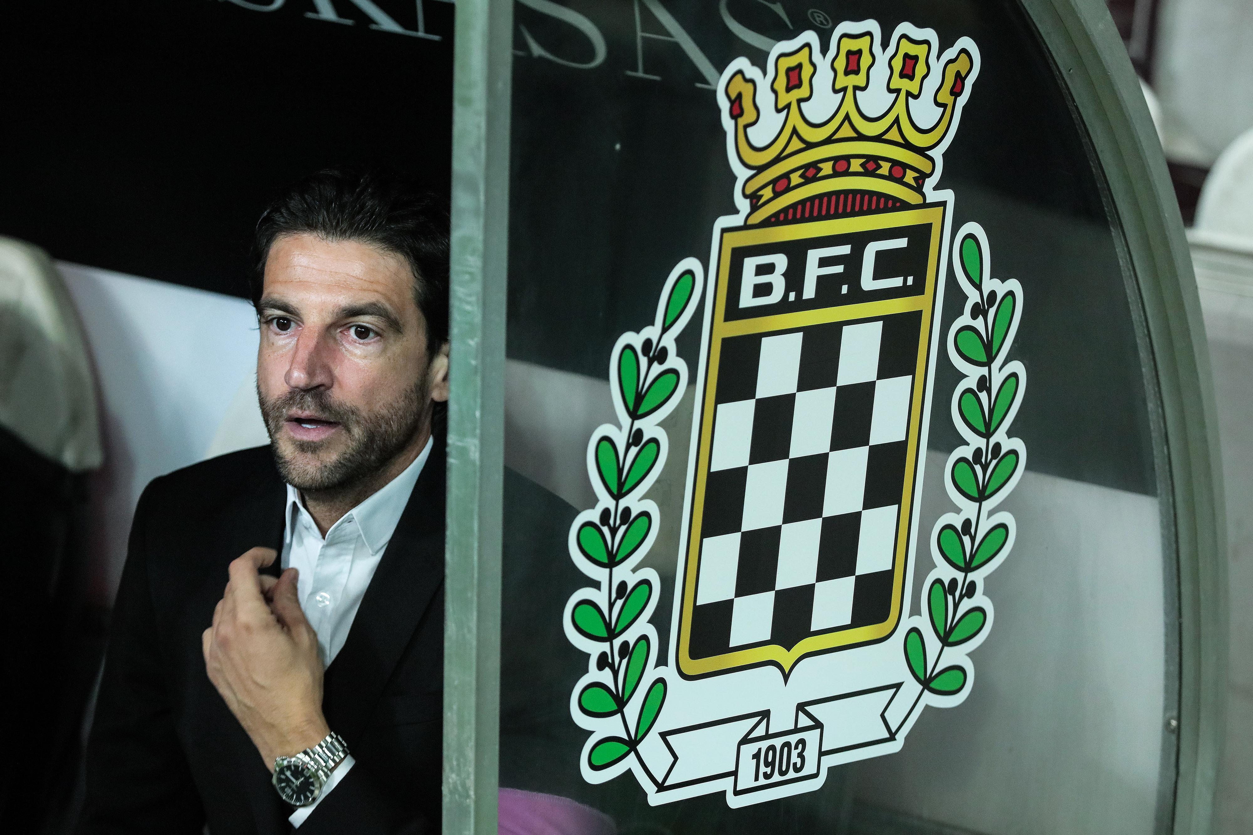 """Jorge Simão: """"Ninguém espera que o Boavista ganhe o jogo"""" com o Sporting. Porém, """"não há vencedores antecipados"""""""