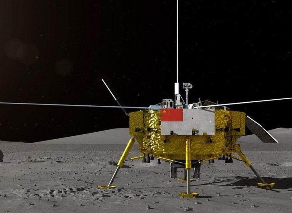 """China já tem (imagens do) rover que vai explorar o """"lado negro"""" da Lua"""