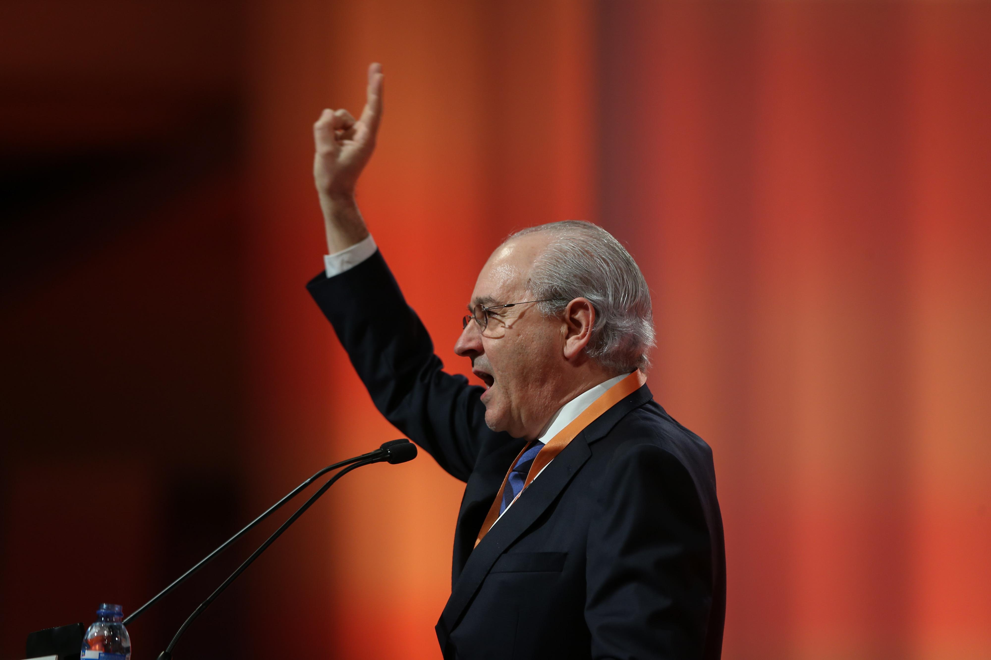 """Rio satisfeito com """"unidade política"""" mais do que com acordo nas listas"""