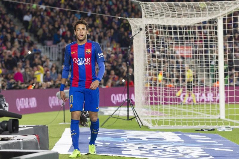 Neymar tem preferência por se mudar para Manchester