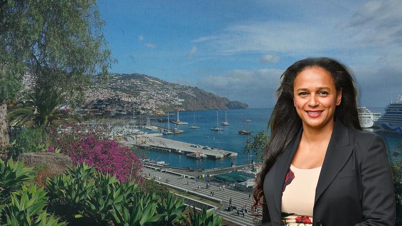 Empresas de Isabel dos Santos na Madeira na mira das autoridades. Estão sob ameaça de dissolução
