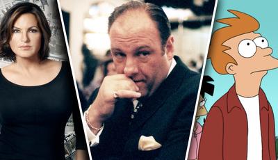 """De """"Os Sopranos"""" a """"Futurama"""": estas séries foram lançadas há 20 anos"""