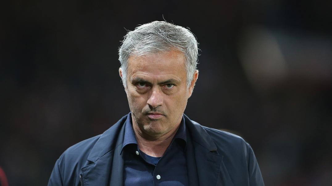 Estas são as últimas imagens de Mourinho em Manchester