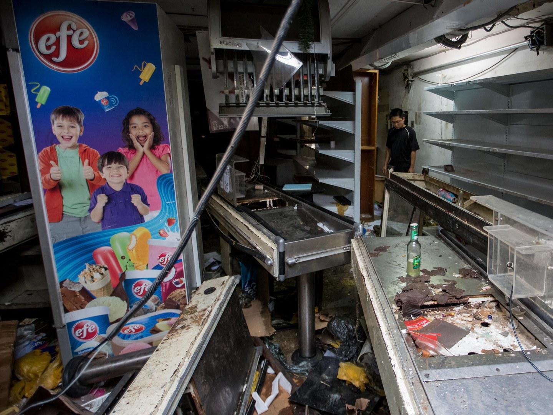 Venezuela: Mais de 20 lojas comerciais de portugueses saqueadas em 48 horas