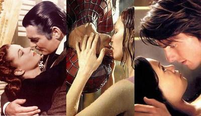 Estrelas recordam os seus piores beijos no cinema