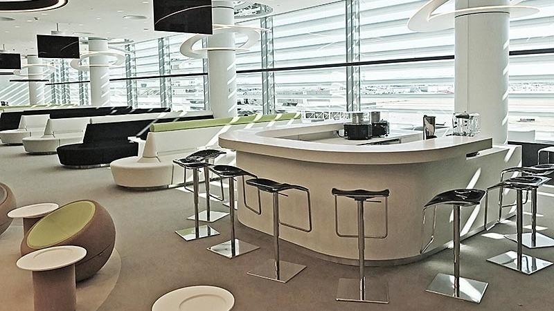 Conheça o programa que lhe oferece acesso ao lounge na compra do seu bilhete de avião.