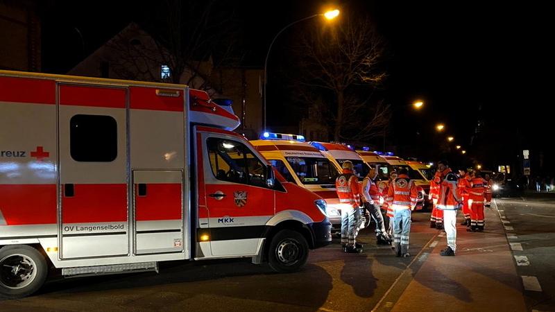 Alemanha. Tiroteios em dois bares em Hanau fazem vários mortos