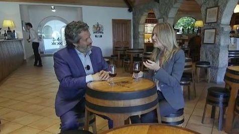 """""""Para ser provador de vinho do Porto é preciso passar horas como aprendiz, não há um curso"""""""