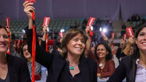 Catarina Martins diz que mapa político sai reconfigurado