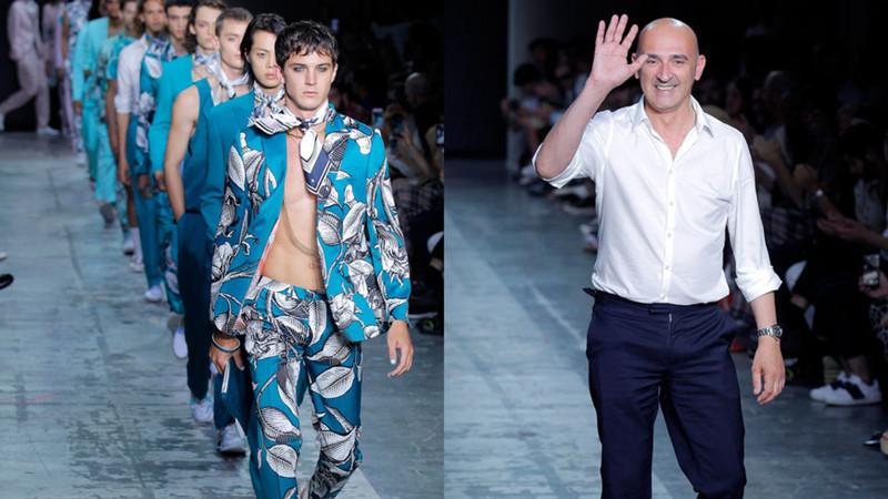 Miguel Vieira conquista Milão com coleção masculina de clássicos reinventados