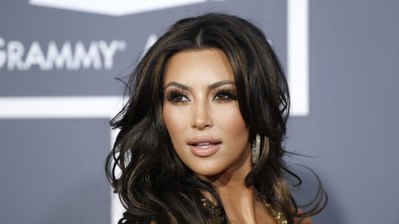 Kim Kardashian tem problemas com os filhos