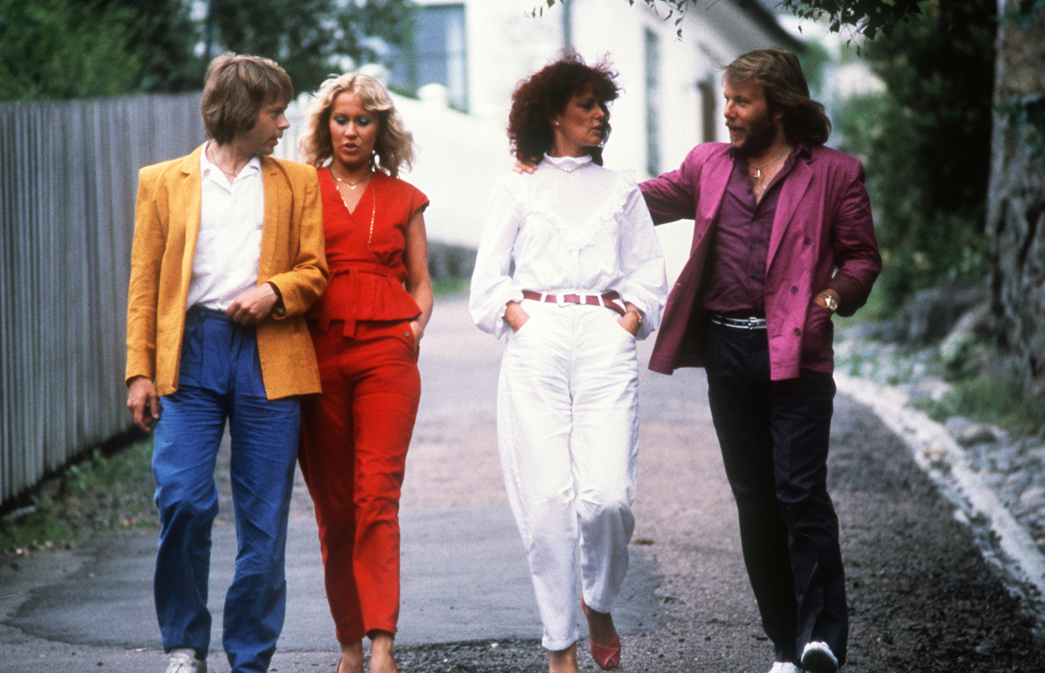 ABBA vão lançar duas novas canções ainda este ano