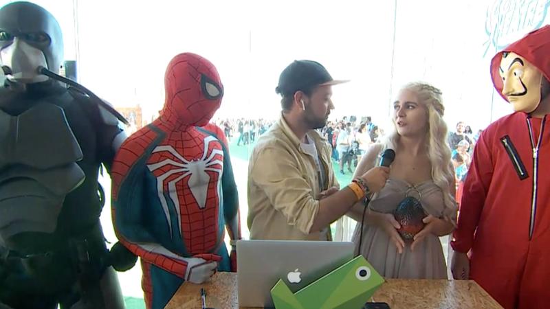 Comic Con Portugal: o balanço final com os melhores cosplayers
