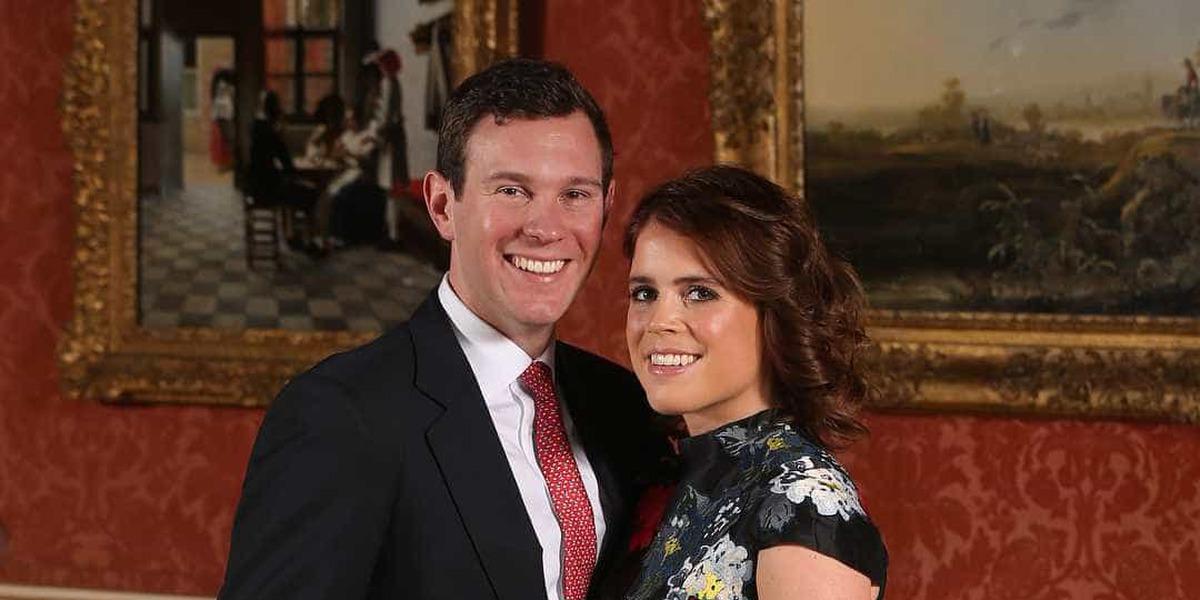 Princesa Eugenie irá convidar 1200 pessoas do público para o casamento