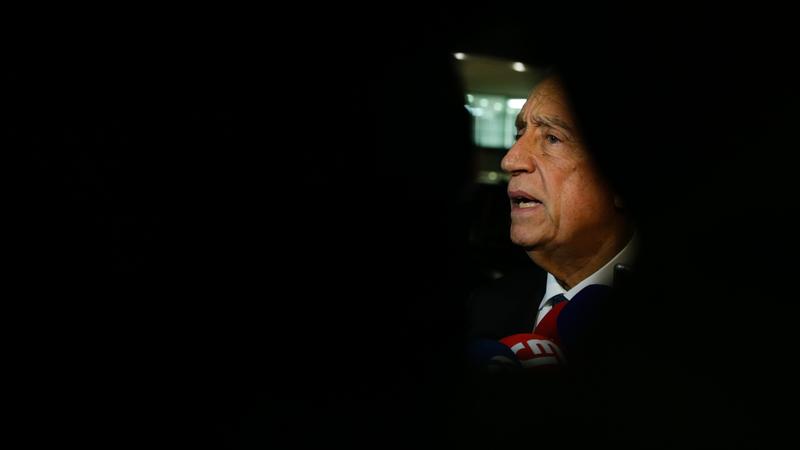 Marcelo diz que se não for Presidente em 2021 continuará a trabalhar pelos sem-abrigo