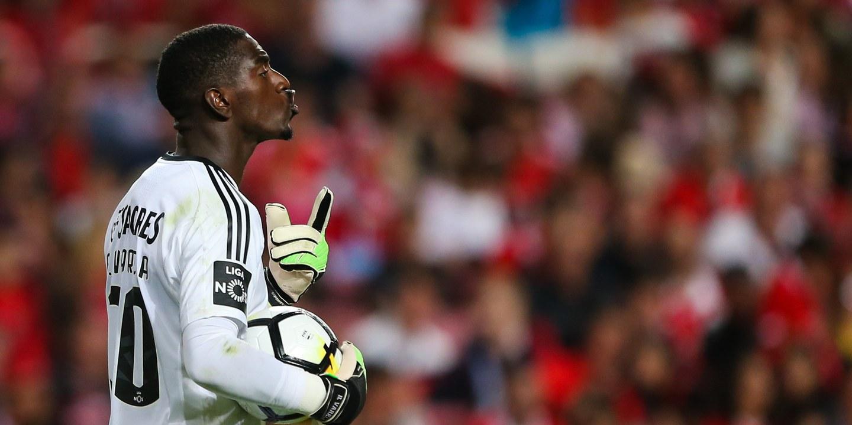 Bruno Varela insatisfeito e ansioso por sair do Benfica