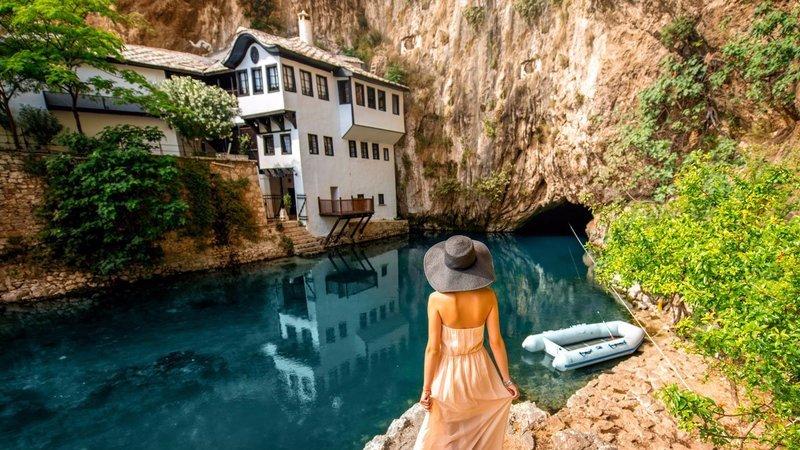 23 destinos incríveis que provavelmente não sabe que existem