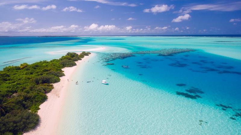 As praias com as águas mais transparentes do mundo