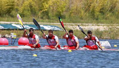 Canoagem: Conheça os portugueses que vão competir no Rio