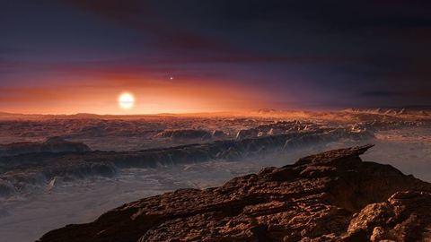 Descoberto planeta semelhante à Terra
