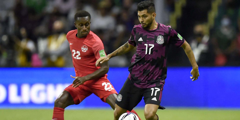 Mundial2022: México bate Honduras e assume liderança da CONCACAF thumbnail