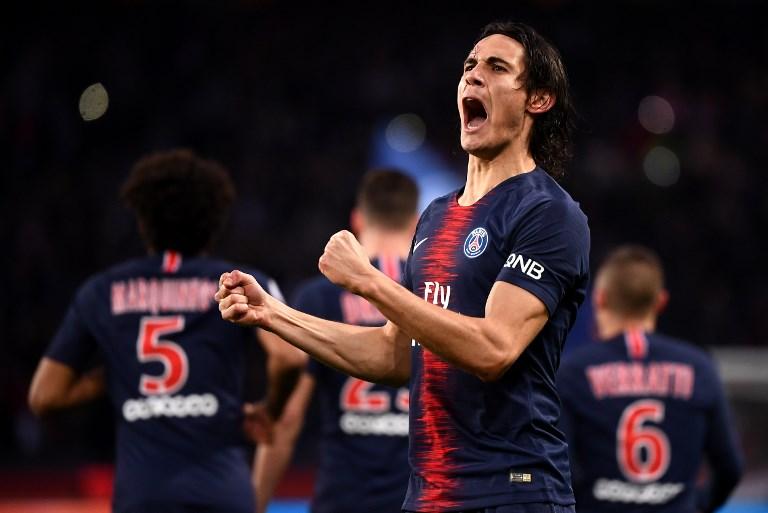 Cavani terá recusado jogar frente ao Lorient