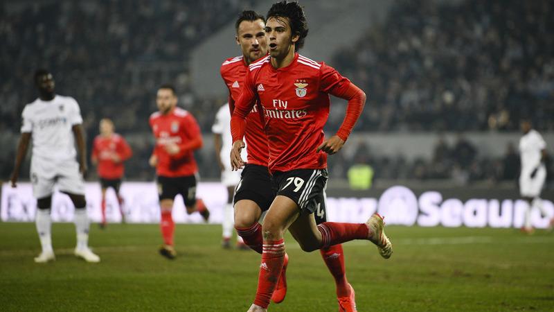 Benfica 'compra bilhete' para as meias-finais da Taça de Portugal em Guimarães