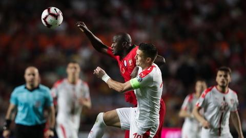 """Danilo: Há revolta, mas a equipa está de parabéns pelo jogo que fez"""""""