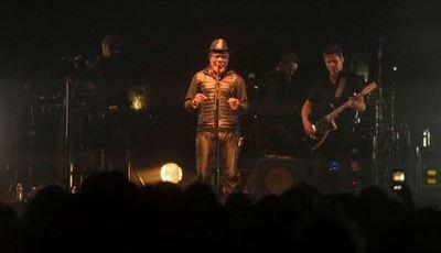 Massive Attack em Lisboa: Uma celebração de um clássico ou uma festa da mensagem?