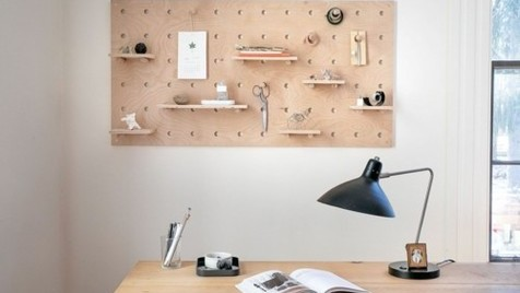 DIY: para a zona de trabalho