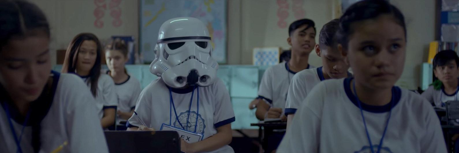 """""""Star Wars"""" invade campanha publicitária de deixar lágrima no canto do olho"""